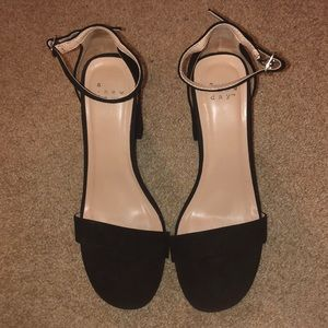 A New Day Wedge Heel Pumps